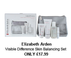Arden Visible Difference Skin Balancing Set