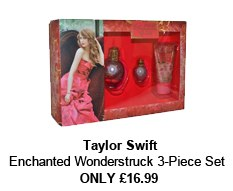 Taylor Swift Enchanted Wonderstruck Gift Set EDP 30ml and Body Lotion 50ml