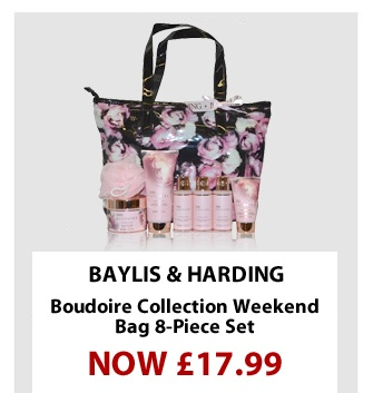 Baylis and Harding Collection Weekend bag