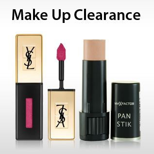 Makeup and Cosmetics Clearance