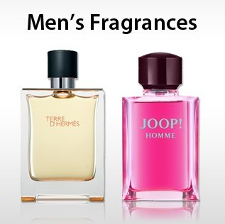 Top Brands Men's Fragrances