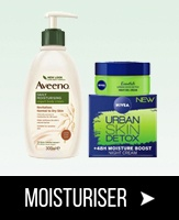moisturisers for your body, moisturiser for your face