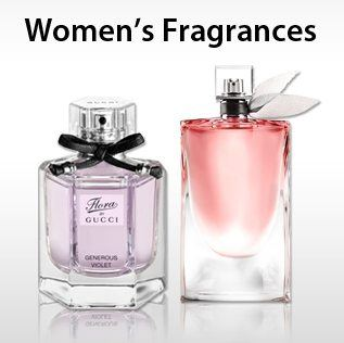 Save up to 70% Off Women's Fragrances
